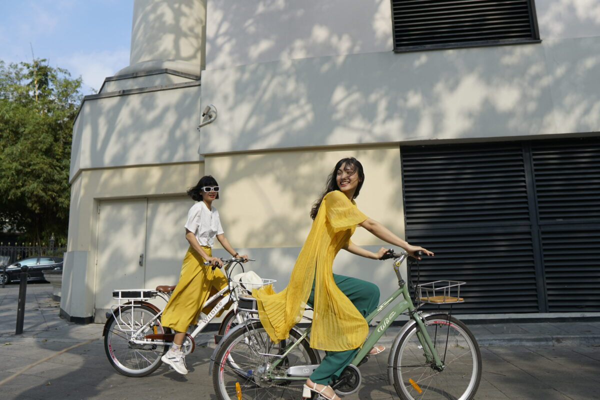 Tất cả các dòng sản phẩm xe đạp trợ lực của Wiibike đều sử dụng năng lượng sạch, thân thiện với môi trường.