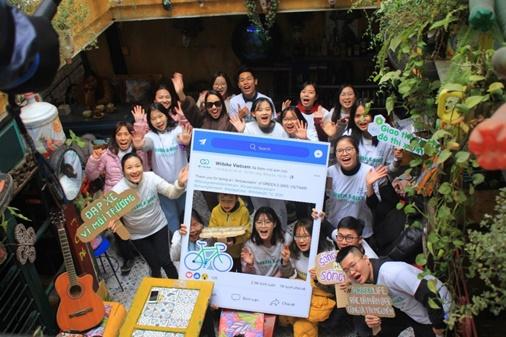 Các thành viên Green E-bike Việt Nam và Green Life hi vọng thu hút được nhiều người hơn nữa tham gia các hoạt động tương tự trong tương lai.