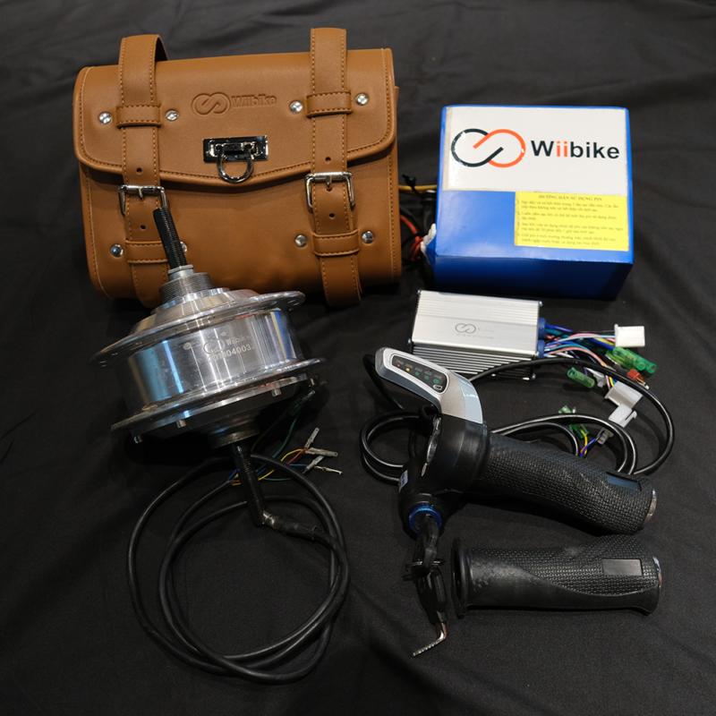Hướng dẫn cách sử dụng xe đạp điện trợ lực Wiibike