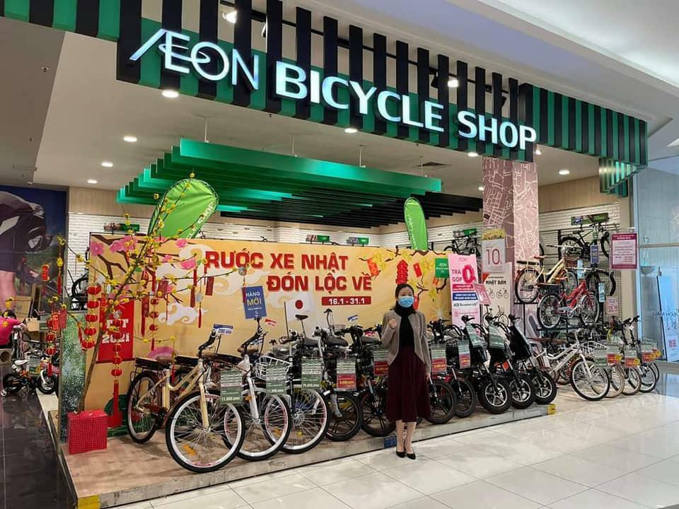 Ngay trong ngày đầu tiên bày bán tại AEON Hà Đông, sản phẩm xe đạp trợ lực điện Wiibike đã thu hút rất nhiều khách hàng quan tâm và đã đạt doanh số trên mong đợi.