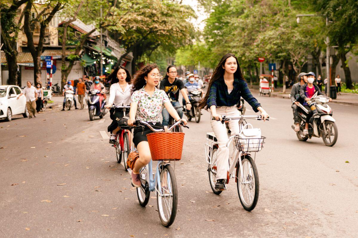 Xe đạp trợ lực điện – giải pháp cho giao thông đô thị