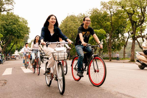 Ưu điểm xe đạp trợ lực