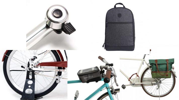 Phụ kiện xe đạp trợ lực