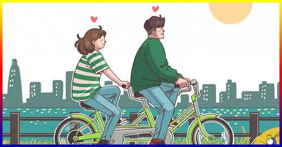 xe đạp đôi